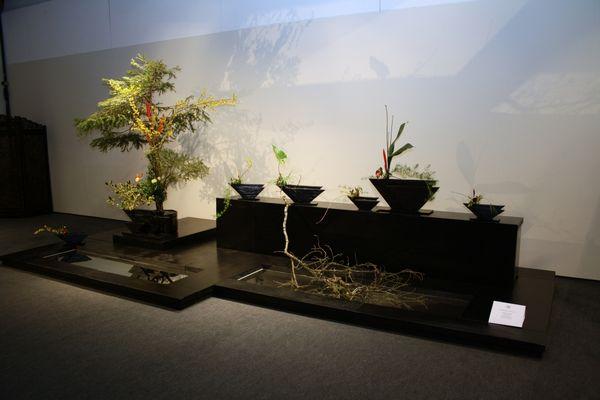 Giardina 2011 Ikebana ganz gross