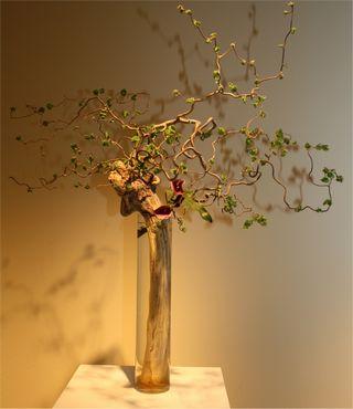 Giardina 2012 Ikebana International Ausstellung Anton Schmuki