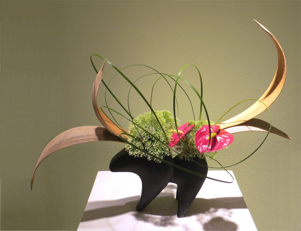 giardina z rich 2013 ikebana international schweiz. Black Bedroom Furniture Sets. Home Design Ideas