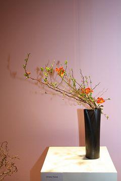 Giardina 2014 Ikebana International Ausstellung Daniela Jost