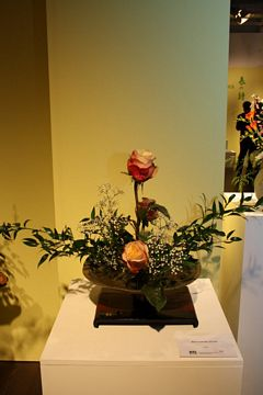 Giardina 2015 Ikebana International Ausstellung Daniela Jost