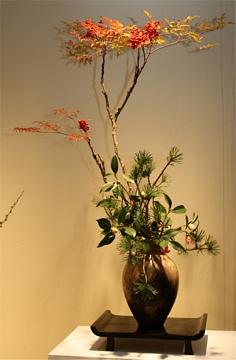 Giardina 2017 Ikebana International Ausstellung Daniela Jost