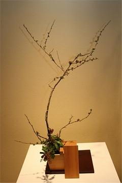 Giardina 2017 Ikebana International Ausstellung Daniela Jost