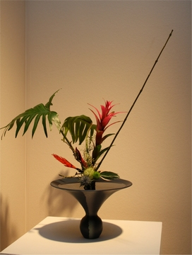 Giardina 2018 Ikebana International Ausstellung Daniela Jost
