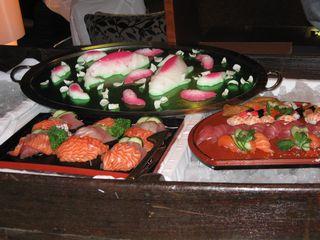 Sushi Hotel Renaissance Zürich