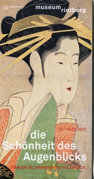 Rietbegr Museum 2012 ukiyo-e Ausstellung 'die Schönheit des Augenblicks'