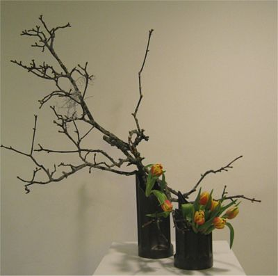 Triemli Spital Ikebana Ausstellung 2009
