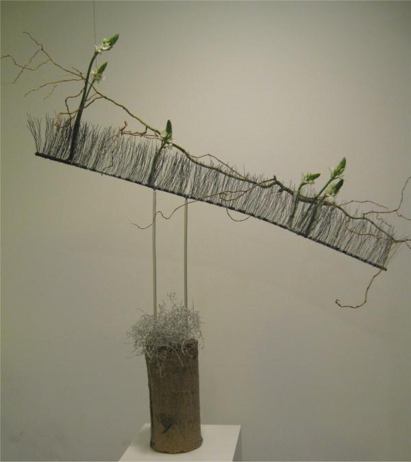 Triemli spital z rich ikebana ausstellung 2009 winter for Japanische blumenkunst