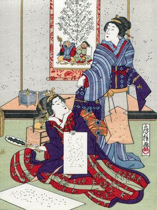 Fusatane Utagawa Sericulture2