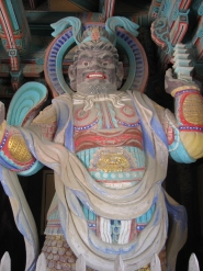 Bulguksa Tempel Korea Torwächter
