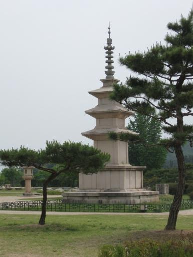 National Museum Jyongju  Seokgatap Pagode