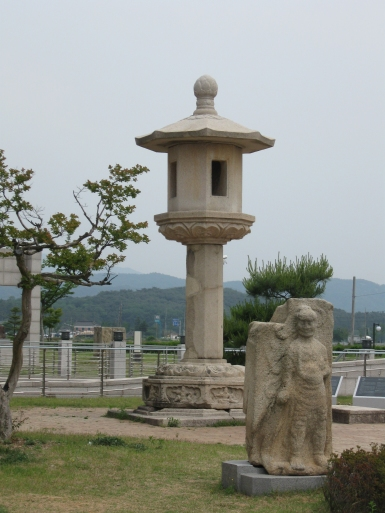 National Museum Gyeongju Kasuga Steinlaterne