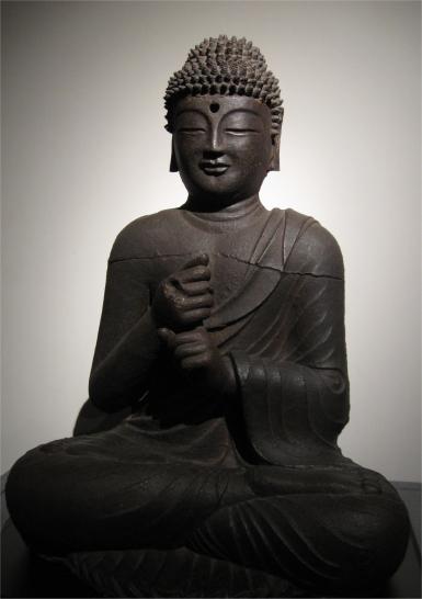 Seoul National Museum Buddha Statue Vairocana