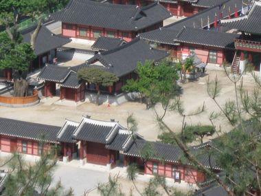 Suwon Hwaseong Haenggung Palast