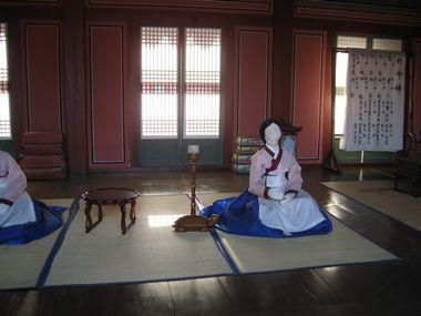 Suwon Hwaseong Haenggung Palast Edeldame