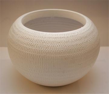 Freestyle Gefäss Keramik rund